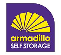 armadillo_self_storage_logo